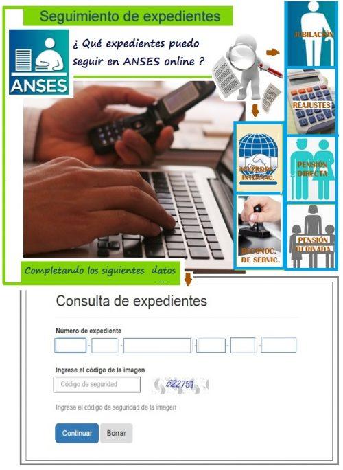 Anses SEGUIMIENTO DE EXPEDIENTES
