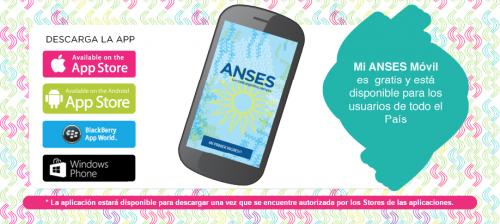 ANSES móvil aplicación