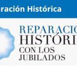 reparación histórica anses